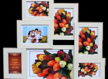 мульти 2712-45 на 7 фото ( 3- 10х15, 3 -13х18, 1 - 20х30) цена 13.2 у.е.